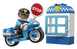 LEGO DUPLO Politiemotor - 10900
