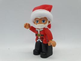 Duplo Kerstman met muts nieuw