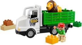Duplo Dierentuin Vrachtwagen - 6172 truck