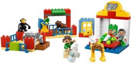 Lego Duplo 6158 dierenkliniek