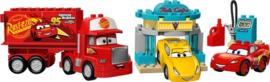 LEGO DUPLO Cars 3 Flo's Café - 10846