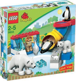 Lego Duplo pooldieren 5633 met doos