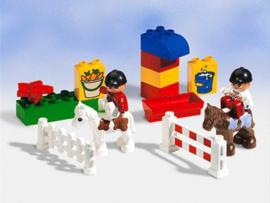 Lego Duplo 2805 Pony club