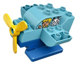 LEGO DUPLO Mijn Eerste Vliegtuig - 10849