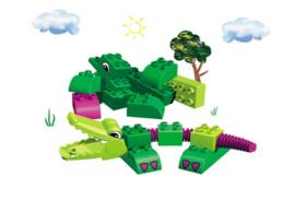Lego Duplo peuter - grappige krokodil 3511
