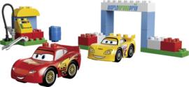 Lego Duplo dag van de grote race 6133
