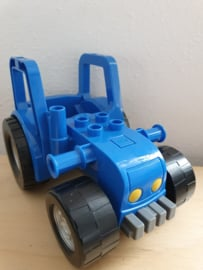 Duplo tractor blauw los (5649)