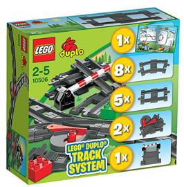 Lego Duplo trein rails 10506 Uitbreidingsset met doos