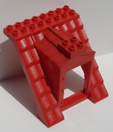 Duplo dak rood