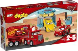 LEGO DUPLO Cars 3 Flo's Café - 10846 met doos