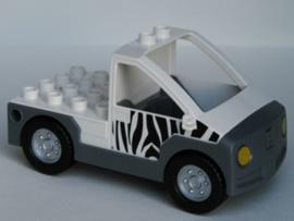 Lego Duplo dierentuin auto 2