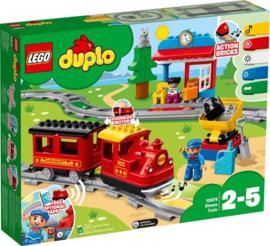 LEGO DUPLO Stoomtrein - 10874 met doos