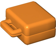 Duplo koffer oranje