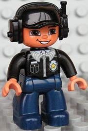 Politie agent Freek