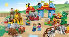 Lego Duplo stadsdierentuin 5635