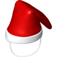 Duplo Kerstman met muts