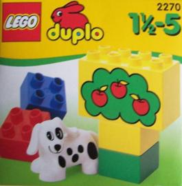 Lego Duplo hondje - Puppy 2270