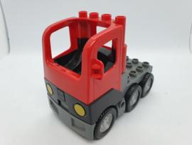 Lego Duplo vrachtauto rood
