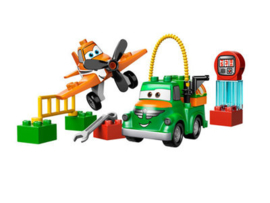 Duplo, Disney Planes: Dusty en Chug, set 10509