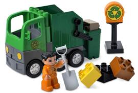 Lego Duplo vuilniswagen 4659