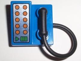 Duplo telefoon blauw