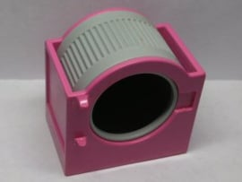 Wasmachine roze