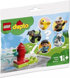 Duplo reddings verrassings polybag