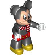 Mickey Mouse met sjaal- nieuw gesealed