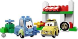 LEGO Duplo Cars 2 Luigi en Guido in Italië - 5818