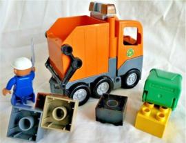 Lego Duplo vuilniswagen 5637