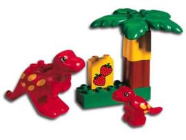 LEGO duplo 2601 T-Rex Dinosaurs