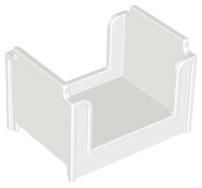 Wit Duplo bed