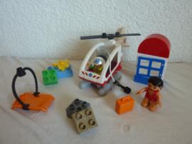 Duplo ziekenhuis reddingshelicopter 5794