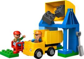 Lego Duplo  trein set 10508 luxe treinset