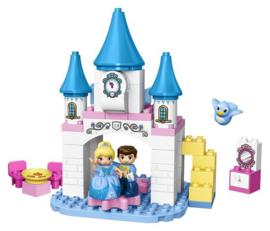 LEGO DUPLO Assepoesters Magische Kasteel - 10855
