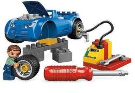 LEGO Duplo Ville Benzinestation - 5640