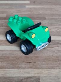 Lego Duplo vierwielige motor  quad los