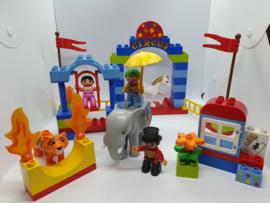 Lego Duplo groot circus 10504 B-keuze