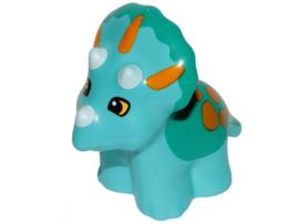 Duplo Dinosaurus Triceratops Baby - Nieuw