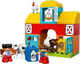 LEGO DUPLO boerderij - Mijn Eerste Boerderij - 10617