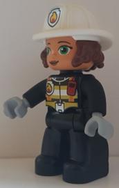 Brandweervrouw Jane