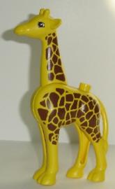 Duplo dieren : Giraffe volwassen met beweegbare nek