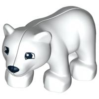 Duplo ijsbeer jong