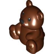 Duplo teddy beer bruin zittend