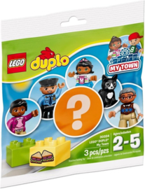 Duplo verassings polybag