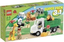 Duplo dierentuin super pack 66430 met doos