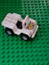 Lego Duplo dierentuin auto