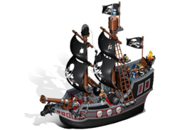 Duplo ridders en piraten thema