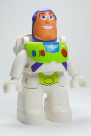 Buzz Lightyear van Toy Story