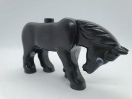 Duplo paard zwart B keuze